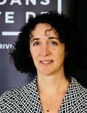 Julie Martin, Gestionnaire aux programmes culturels et patrimoniaux